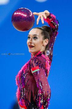 Katsiaryna Halkina (Belarus), World Cup (Pesaro) 2016