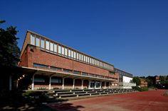 Alvar Aalto, Université Nico Saieh · Jyväskylä