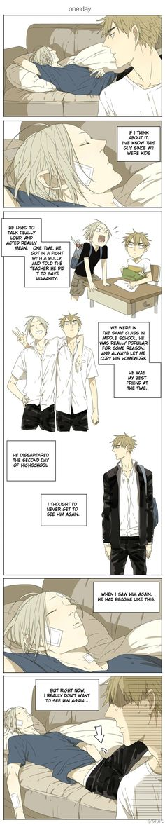 Read 19 Days Ch.1 Page 34 Manga Online At Mangago, the family of Yaoi fans.