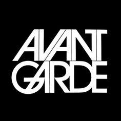 Avant Garde Magazine's wordmark (1968) _ Herb Lubalin and Tom Carnase