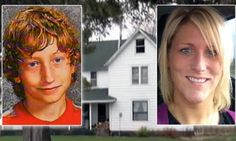 The murder trial of 14-year-old Noah Crooks , of Iowa, opened with the jury being played a recording of a 911 call in which the teen admitted trying to rape his mother and then shooting her dead with a hunting rifle.