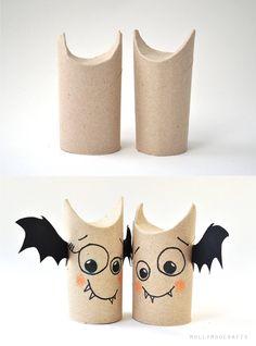 Decoración simple de halloween