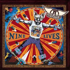 Aerosmith Nine Lives Tour, Pyramid, Memphis, TN 10/1/97