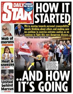 @PeelLorna/Other Stuff / Twitter England Fans, Newspaper Headlines, Daily Thoughts, Say More, Bbc News, Burns, No Response, The Unit, Sayings