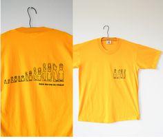4d670af6d8088 Vintage Rapa Nui T-shirt Size M