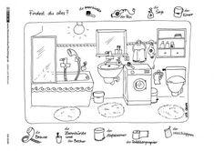 Leben und Wohnen- Badezimmer - Grafe