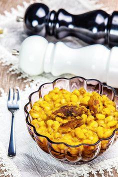 Fasolea este gustoasa in orice mod o gatesti dar o fasole cu jumari ca aceasta, iti va schimba pe viitor modul de a gati orice alta mancare de fasole. Modul, Orice, Desserts, Food, Deserts, Dessert, Meals, Yemek, Postres
