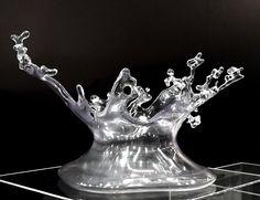 3D printed splash | #3dprint #euromold