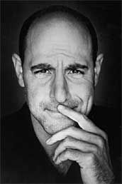 stanley tucci. The character actor's character actor! Quietly steals every scene.