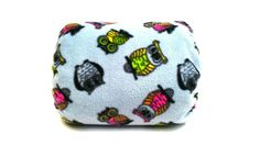 """Fluro Owls"" Mamma-pillo, the ultimate wearable (over arm) breastfeeding and bottle feeding nursing support pillow!  Order via our webstore www.mammapillo.com.au"