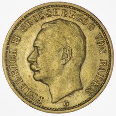 20 Mark 1911 G Deutsches Kaiserreich