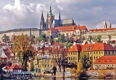Praha - Dvorak concert last night = Prague on my mind...