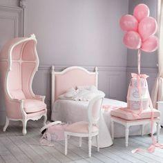 chambre ado fille princesse | chambre aurélie | Pinterest ...