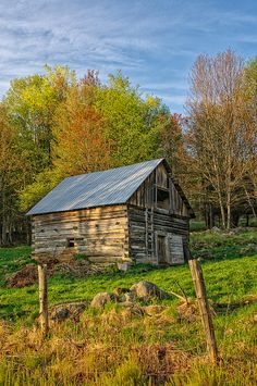 Early Morning along the Opeongo. Old barn found along the Opeongo Road up in Renfrew county. Canada. Photo by Tim Lofft.		                            												 			 						 							  										 		 View all sizes	View slideshow 	...