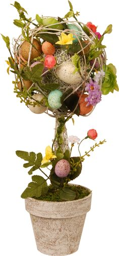 Easter Floor Plant in Pot