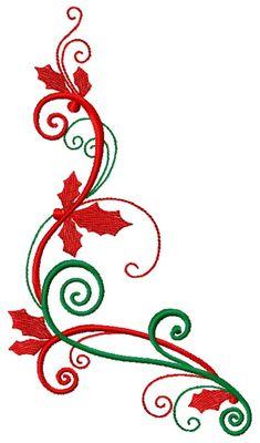 Christmas decoration 5 machine embroidery design