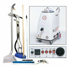 Polivac Predator MKIII Carpet & Tile Cleaning Start Up Package For Sale - $10,500 inc GST - is specifically designed for companies that are planning to concentrate on carpet extraction and carpet, tile, and upholstery cleaning. For more information, visit www.steamaster.com.au or call us now on 1300 855 677