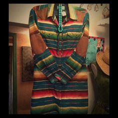 Tasha Polizzi serape dress/tunic Serape dress/tunic by Tasha Polizzi Dresses