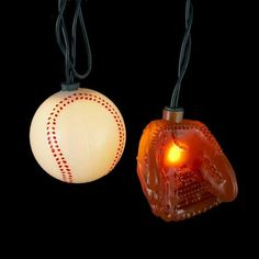 Baseball Lights need these for when my phillies start again !!!! 5 weeks pitchers and catchers report !!!
