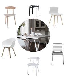 Zu Tisch | Unser neuer Essbereich | A Pinch of Style