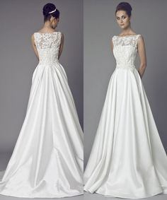 Tony Ward Wedding Dresses 2015 Collection. To see more: http://www.modwedding.com/2014/07/01/tony-ward-wedding-dresses-2015-collection/  #wedding #weddings #wedding_dress #tonyward