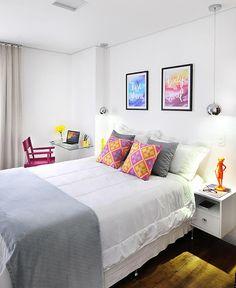 Ideias de decoração para o quarto
