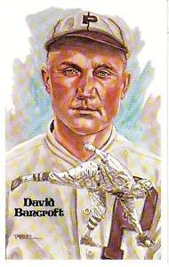 Dave Bancroft Perez Steele Postcard 4th Series Phillies | eBay