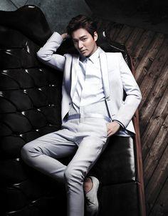 Lee Min Ho for Cosmopolitan China