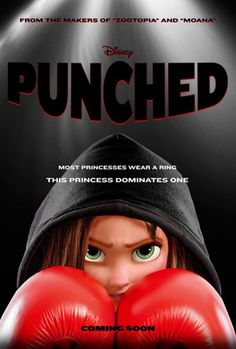 Mock teaser poster featuring a Disney Princess who doesn't wear a ring she dominates one (as a boxer). New Disney Movies, Disney Movie Posters, Disney Princess Movies, New Movies, Good Movies To Watch, Movie To Watch List, Series Movies, Film Movie, Film Recommendations