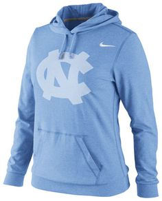 North Carolina Tar Heels Women's Nike Hooded Sweatshirt #tarheels #unc #northcarolina