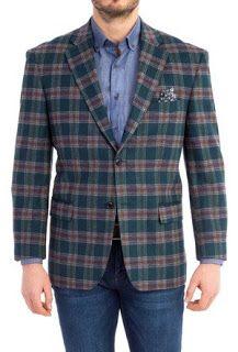 Ekoseli blazer ceketler nasıl giyilir, kimlere yakışır, kombin olarak ne gider? - NE GİDER?