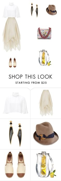"""""""Grace"""" by zoechengrace ❤ liked on Polyvore featuring A La Russe, Maiyet, Lola, H&M, Prodyne and Emilio Pucci"""