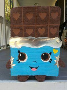 Cheecky chocolate pinata cheecky chocolate  birthday by LaAranita