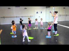 Itty Bitty ballet & Creative Dance Ages years old at Studio 8 Dance Toddler Ballet, Baby Ballet, Ballet Kids, Ballet Class, Teach Dance, Dance Camp, Yoga Dance, Learn To Dance, Toddler Dance Classes