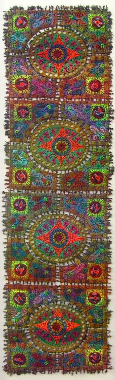 Art In Stitches: January 2014