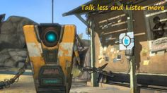 10 New Years Resolutions I learned from video Games - Claptrap