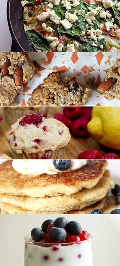 Make-Ahead Breakfast Ideas For Easier, Healthier Mornings