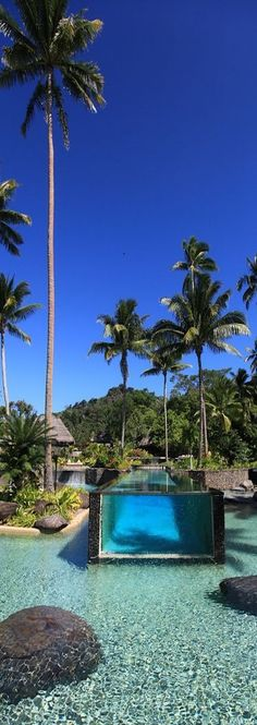 Laucala Island | Fiji | Resort | Pool | Destination Deluxe
