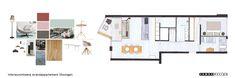 Interieurontwerp en realisatie voor een appartement aan het strand in Vlissingen.   © Combo Design St. Jacobsstraat 12, 3511 BS Utrecht www.combodesign.nl www.facebook.com/combodesign