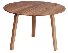 Bella Coffee Table also available in more finishes and colors at Danish Design Store