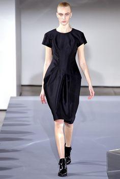 Jil Sander Fall 2013 Ready-to-Wear Fashion Show - Juliana Schurig