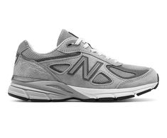 info for af1c9 80ecf Chaussures de Course 990v4 Made in US Femme - New Balance Running Sneakers,  Running Shoes