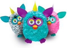 Furby.. My girls got each one furby but they want to buy moreso their furbu have friends also