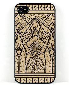 Empire Gold iPhone Case