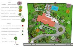 Do architectural plan, site plan and landscape design by Ghadabatta Site Plan Design, Online Landscape Design, Architecture Plan, Service Design, Branding Design, Presentation, Photoshop, Graphic Design, Design Services