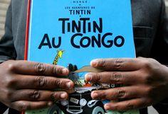 L'inoubliable Tintin • tintin in the Congo • Tintin, Herge j'aime