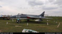 Hawker Hunter GA11 - WV382 by graham.wood.14661
