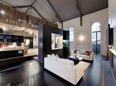 Hall to house conversion in Melbourne