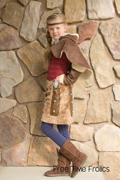Astrid Costume, How to train your Dragon   Free Time Frolics