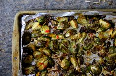 Cheap, Sustainable, Delicious: Maple-Chile Roasted Brussels Sprouts